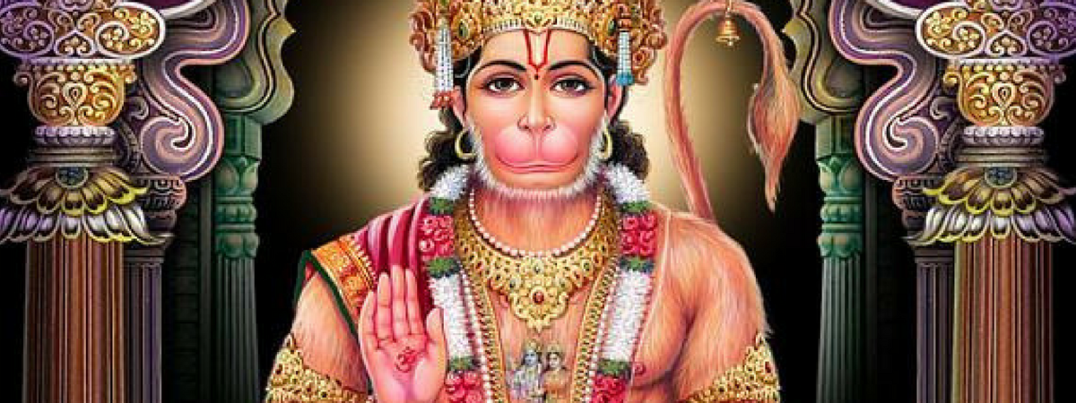 The Yogic Meaning of Hanuman