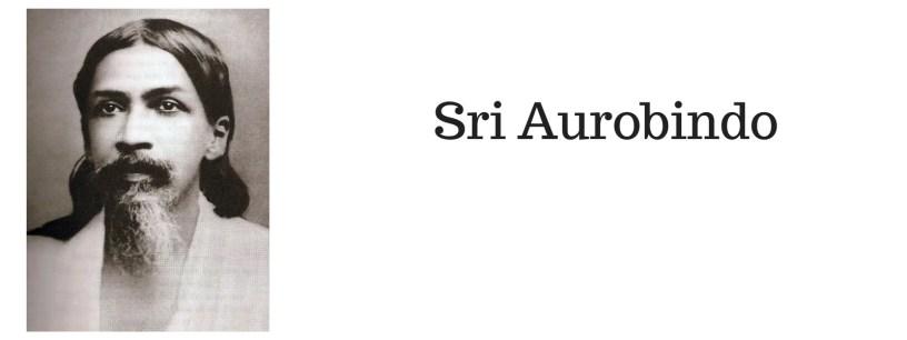 The Need for India's Spiritual Light: invoking Sri