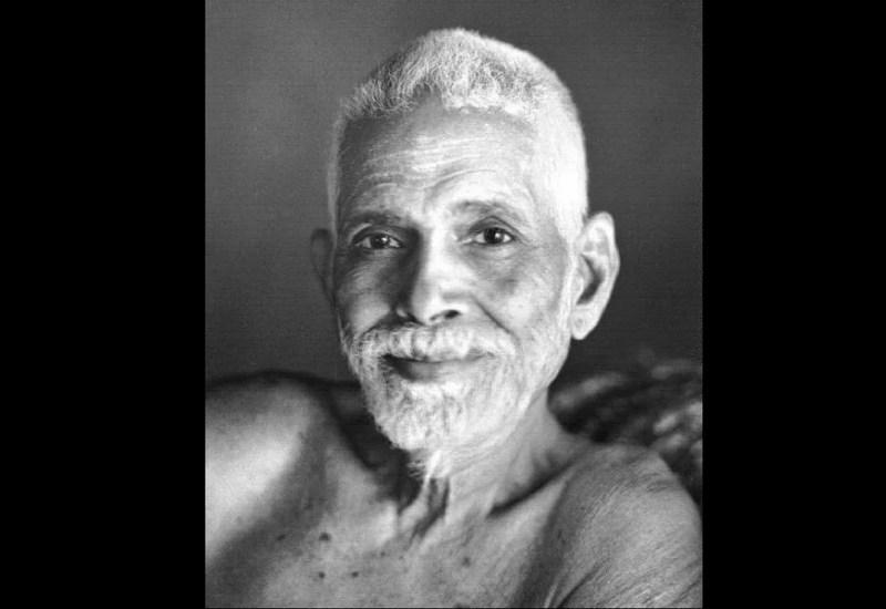 The Face of Grace, Ramana Maharshi