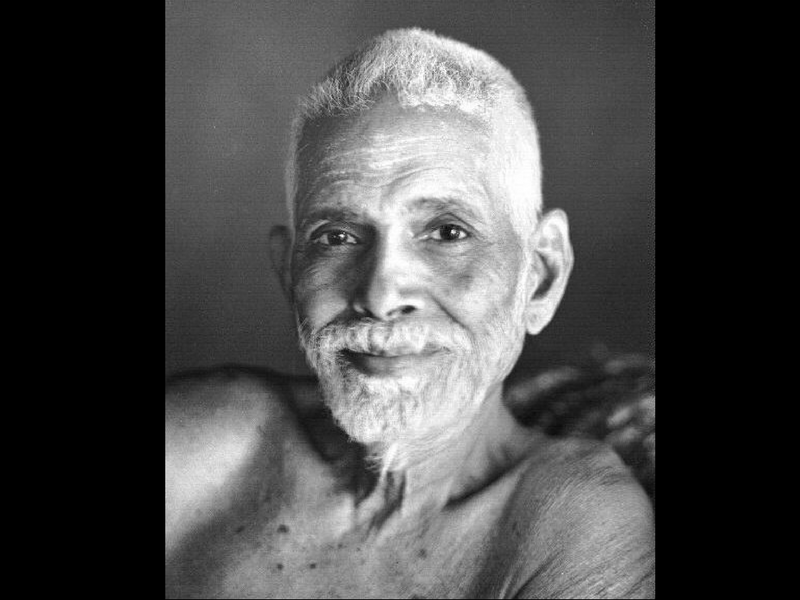 The Face of Grace, Ramana Maharshi