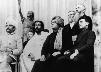 On Swami Vivekananda and His Search for God