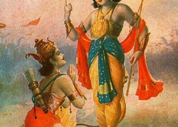 Stressed-Out? Here's 3 Lessons from the Bhagavad Gita