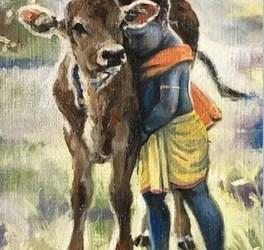 The Mechanics of Love (view from the Upanishads)