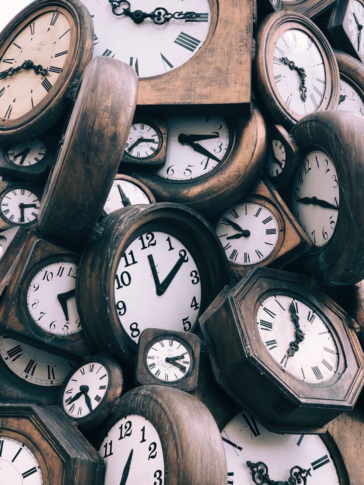 Time: There is Never Enough of it