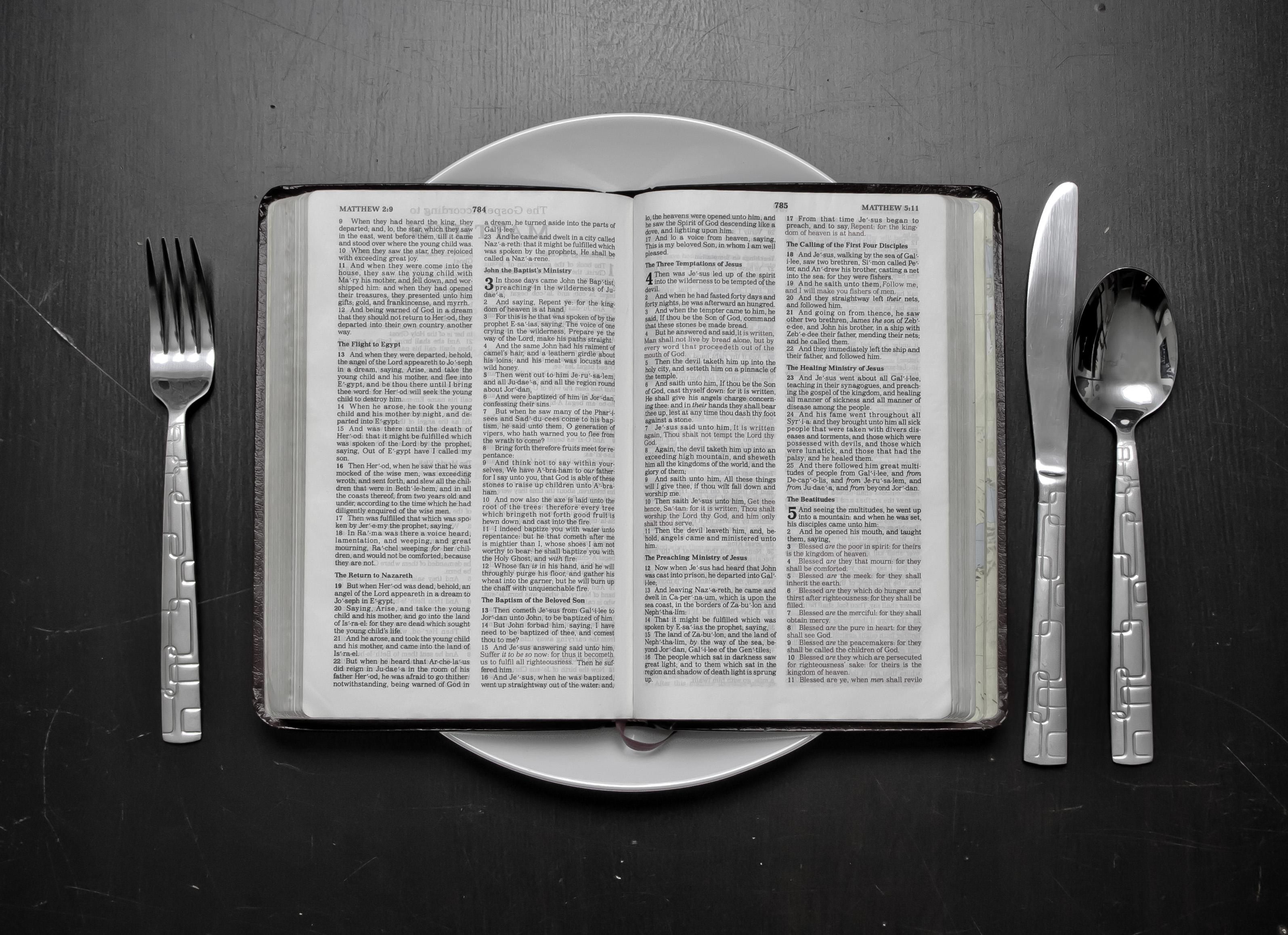 Resultado de imagen de Ayuno Cristiano - ¿Qué dice la Biblia?