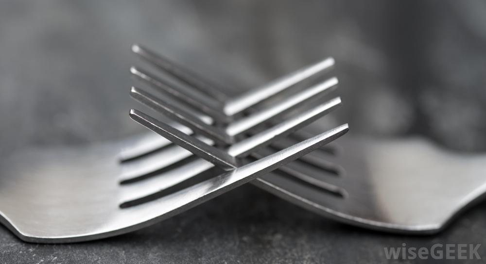 stainless-steel-forks
