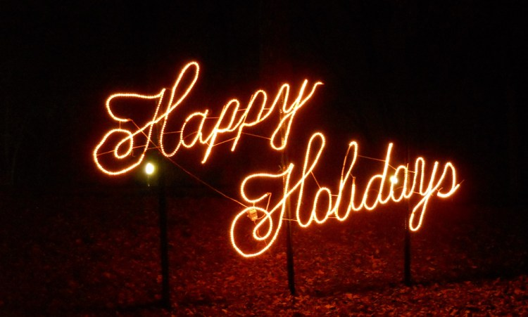 Happy Holidays From Living With Hearing Loss!