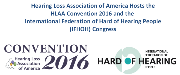 Would You Go To A Hearing Loss Convention?