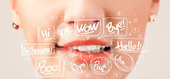 lip-reading