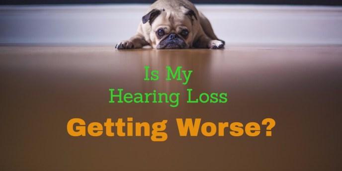 Living With Hearing Loss   A Hearing Los Blog