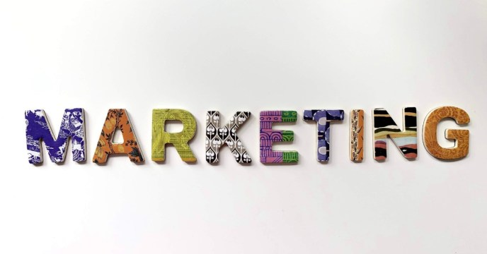 marketing-in-colorful-letters