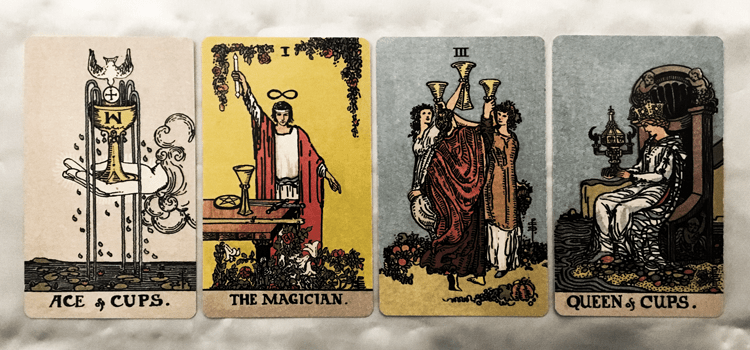 I The Magician, ב Bait and the 12th Path