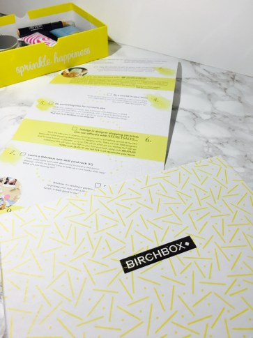 Birchbox Review: January 2017 livingwithjhs.com