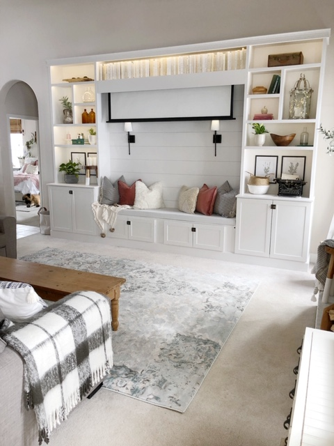 Our Diy Built Ins Best Tips And Tricks To Build Your Own Living With Lady