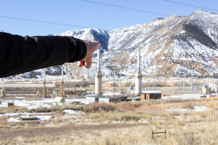 natural gas development on western slope