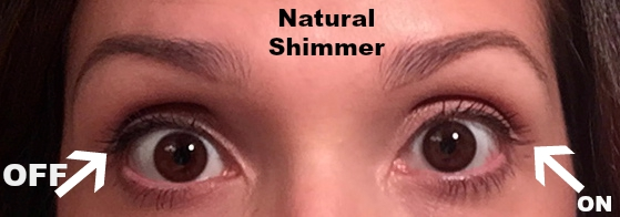 Acuvue Natural Shine Blue Eyes