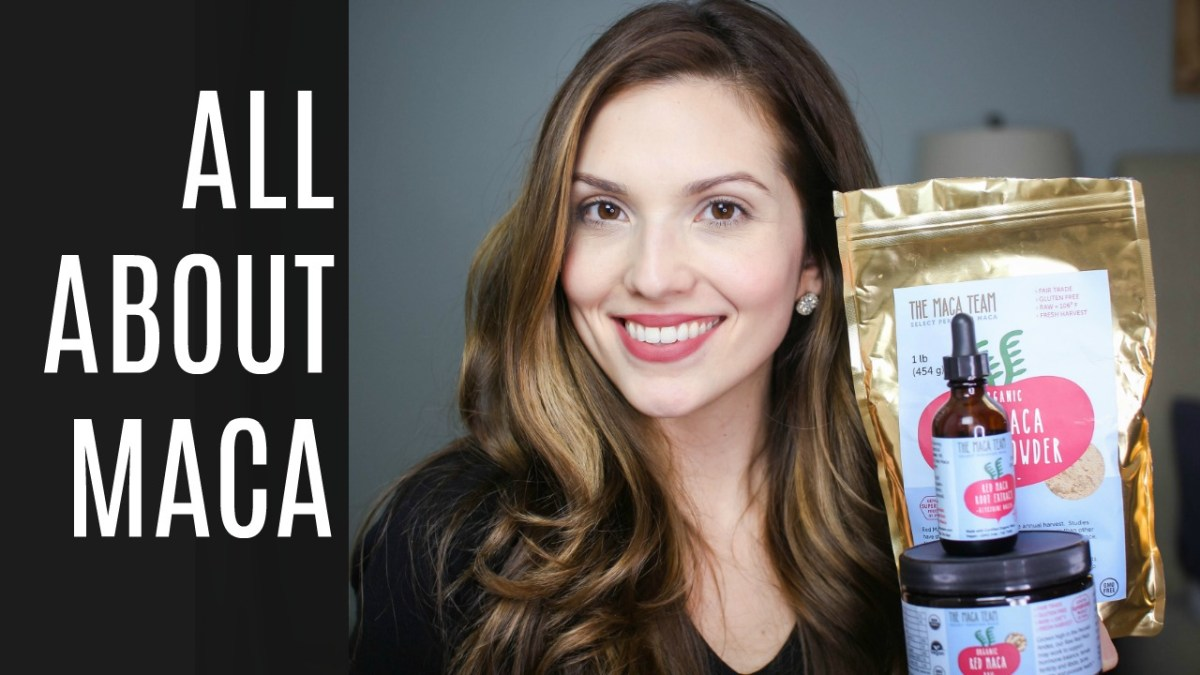 All About Maca | Fertility, Hormonal Balance, Energy