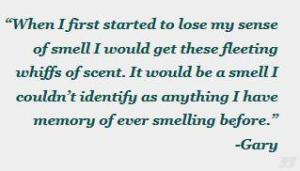 anosmia quote