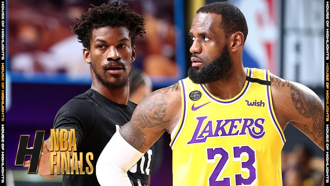 Miami Heat Vs Los Angeles Lakers Full Game 1 Highlights September 30 2020 Nba Finals