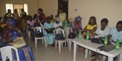 Community Stakeholders' Meeting