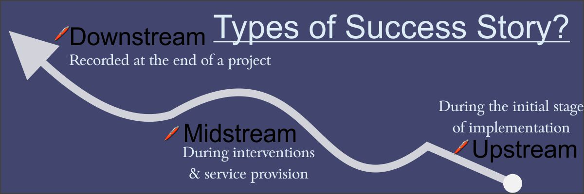 Types of success stories