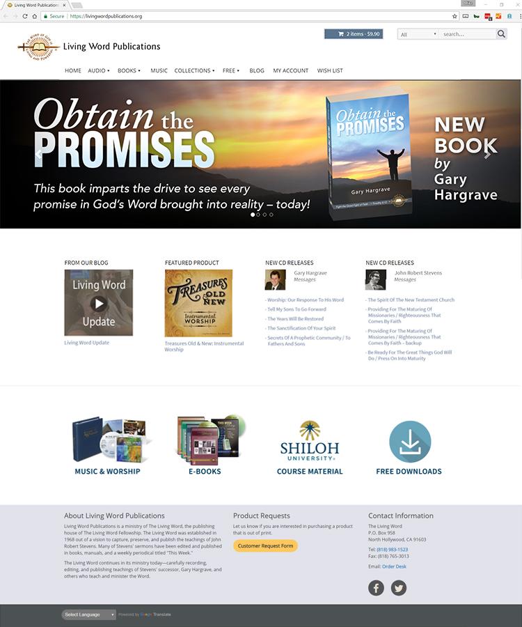 living word publications website