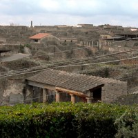 One of UNESCO's world heritage centers, Pompeii, is crumbling to pieces and no one seems to care