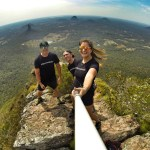 Wanderlust Wednesday: Glasshouse Mountains, Australia
