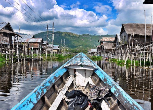 Inle Lake, two weeks in Myanmar itinerary