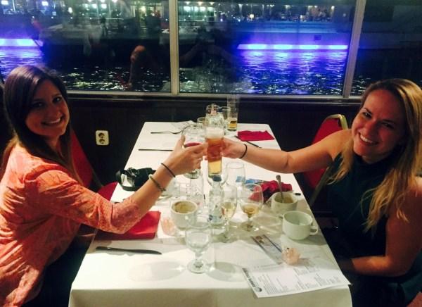 Budapest dinner cruise