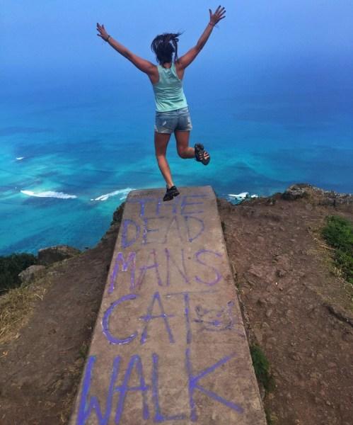 Kamehame Ridge Deadman's Catwalk