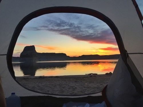 Lake Powell Sunrise, Utah