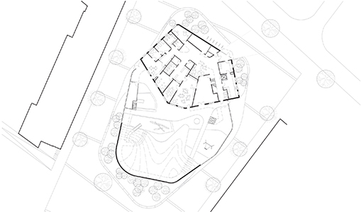 0726 DRW Grundriss EG_ ground floor plan_de_b
