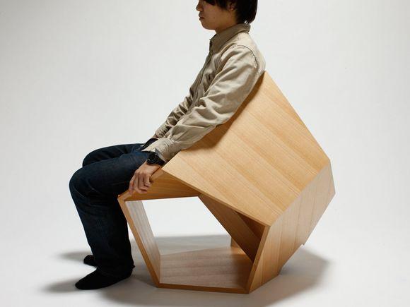 Wooden-Dodecahedronic-Chair-Hiroaki-Suzuki-01