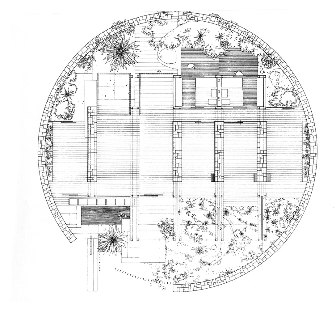 One With The Land A Bioclimatic Dwelling In Tenerife By