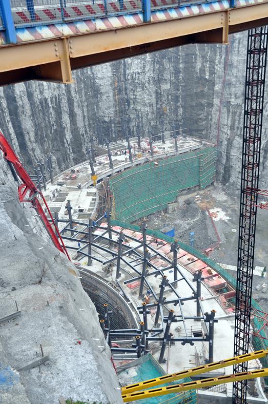 quarry hotel under construction 5