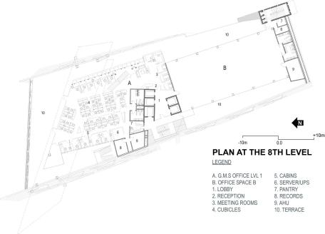 GMS Grande Palladium floor plan 1