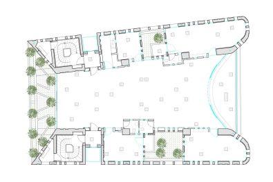white walls jean nouvel plan 3