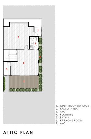 GreenWall_House plan 1