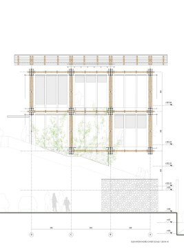 BAMBOO HOUSE _STUDIO CARDENAS8_elevation_nord_ovest
