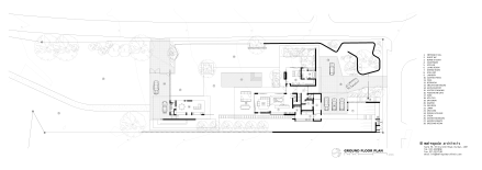 TLV HOUSE ground floor plan