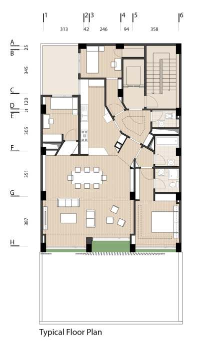 cloaked in brick_03_admund studio_Typical_Floor_Plan