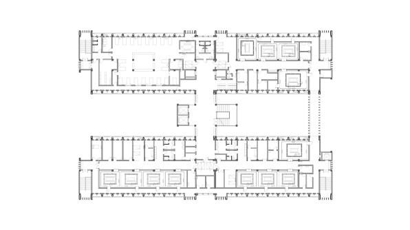 Niger General Hospital_42_CADI_Medical Tech third Floorplan