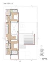 Brick House 02_FIRST_FLOOR_PLAN_Architecture Paradigm