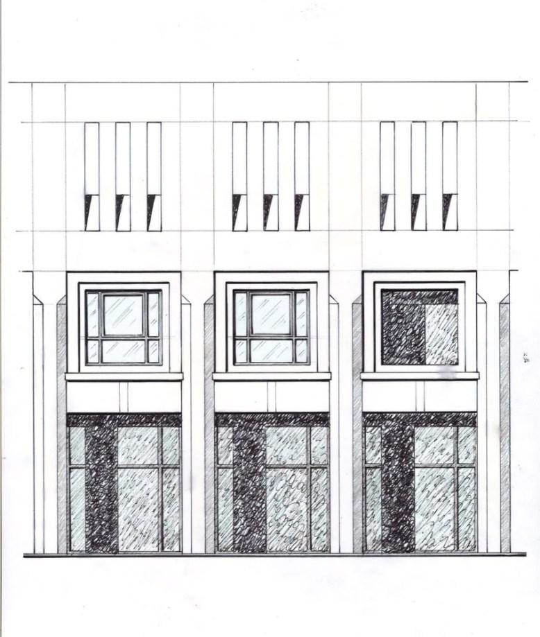 Mohammed VI Polytechnic Uni_concept & detail sketches