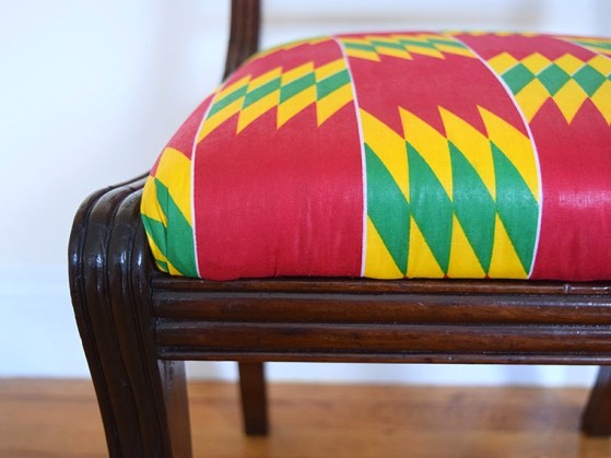 Ghana Love Side Chair 3