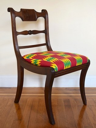 Ghana Love Side Chair 4