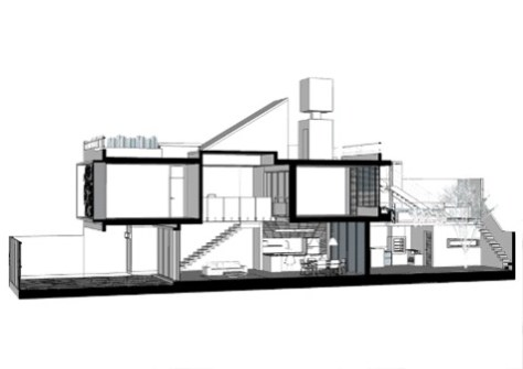 HOUSE 538_23_UNE ARCHITECTURE_SECTIONS