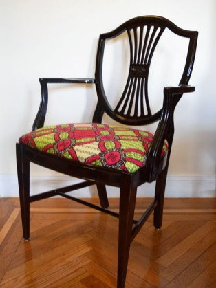 The Love Shield Side Chair 2