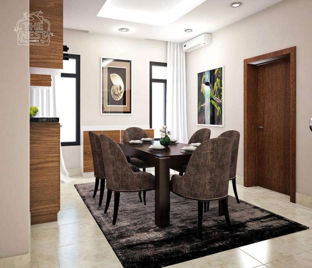thrive 4 bedroom plus 1bq dining room